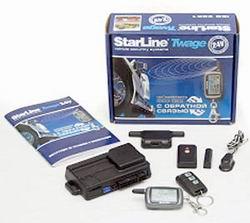 Комплект автомобильной сигнализации Star Line Twage (24V)