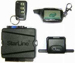 Комплект автосигнализации StarLine Twage B6