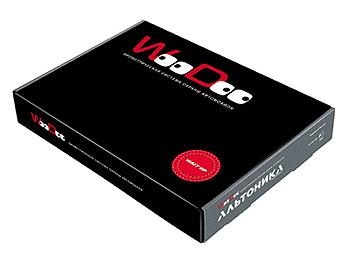 Установка сигнализации Black Bug Woodoo WD-800W