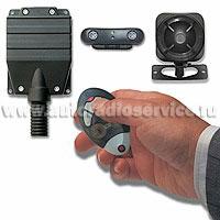 Ключ со встроенным электронным ключом