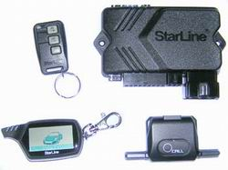 Мотоциклетная сигнализация StarLine Moto V5