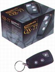 Комплект автосигнализации Pantera QX-77