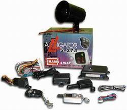Автомобильная сигнализация Alligator S275