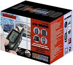 Автосигнализация Sheriff ZX-1000