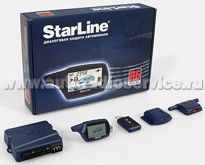 Автосигнализация StarLine В9 Dialog