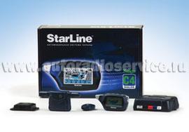 Сигнализация StarLine C4