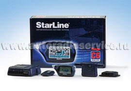Сигнализация StarLine C6