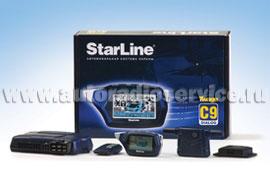 Сигнализация StarLine C9