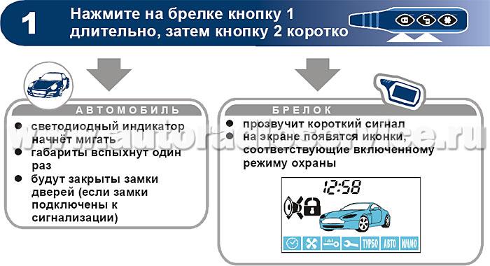 сигнализация Starline а9 инструкция по эксплуатации видео - фото 11