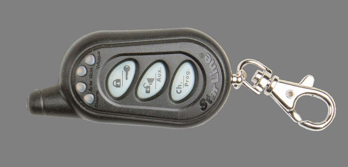 Управление сигнализацией с брелка — Установка автосигнализаций StarLine A2