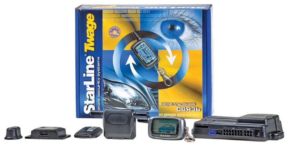 Основные возможности — Установка автосигнализаций StarLine A4