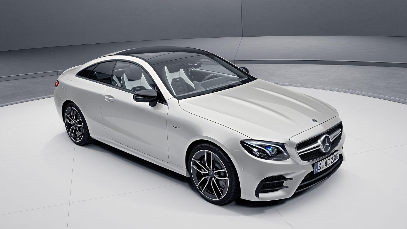 Обзор Mercedes-Benz E-Class 2019 года