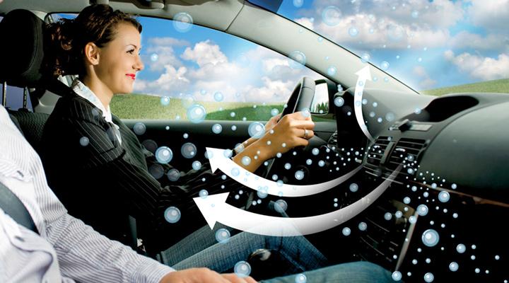 Избавляем салон авто от неприятных запахов